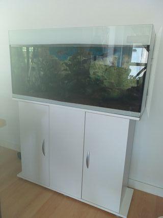 vendo acuario 130 L