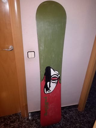 tabla de snow rossignol