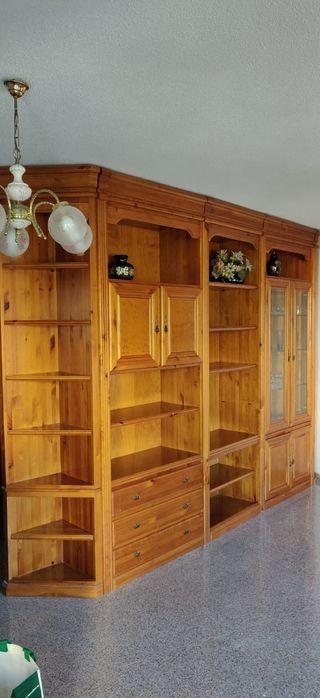 Mueble sal n de segunda mano por 120 en alicante en wallapop - Muebles salon alicante ...