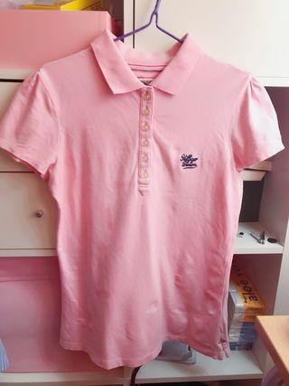 Camiseta Polo marca Tommy hilfilger