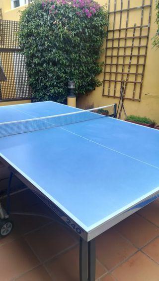 Mesa de ping pong Cornilleau