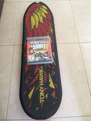 Tony hawk shred ps3