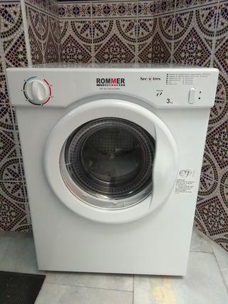 Secadora Rommer 3Kg