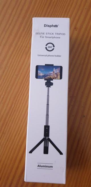 Palo selfie con mando a distancia