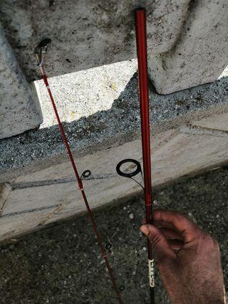 caña de pesca OLYMPUS effe 40 competition