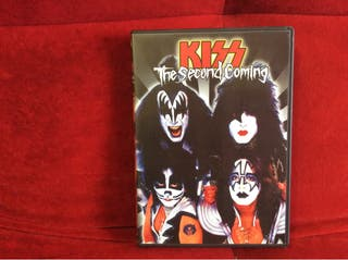 Disco dvd Kiss