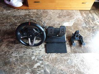volante PS4 /PS3 hori rwa ración wheel