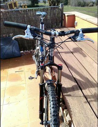 Bicicleta de montaña TREK FUEL 90