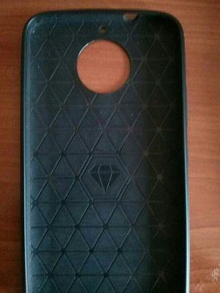 Funda protectora Moto G5 plus