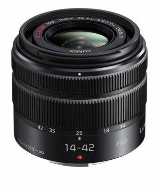 Panasonic Lumix G Vario 14-42mm Lens