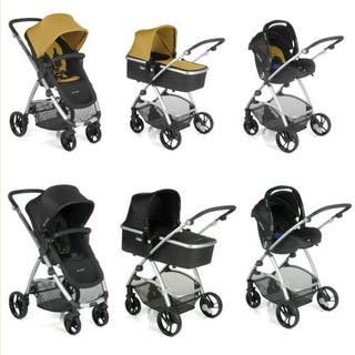 trio be col + base Isofix