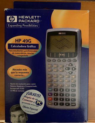 Calculadora HP 49G Nueva