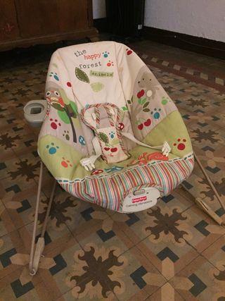 Hamaca / silla de bebé Fisher Price