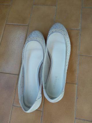 Zapatos menbur adoración de novia y fiesta