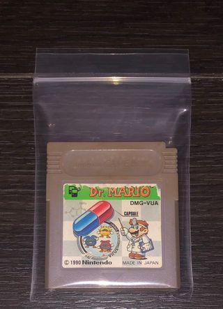 Dr. Mario (Game Boy)