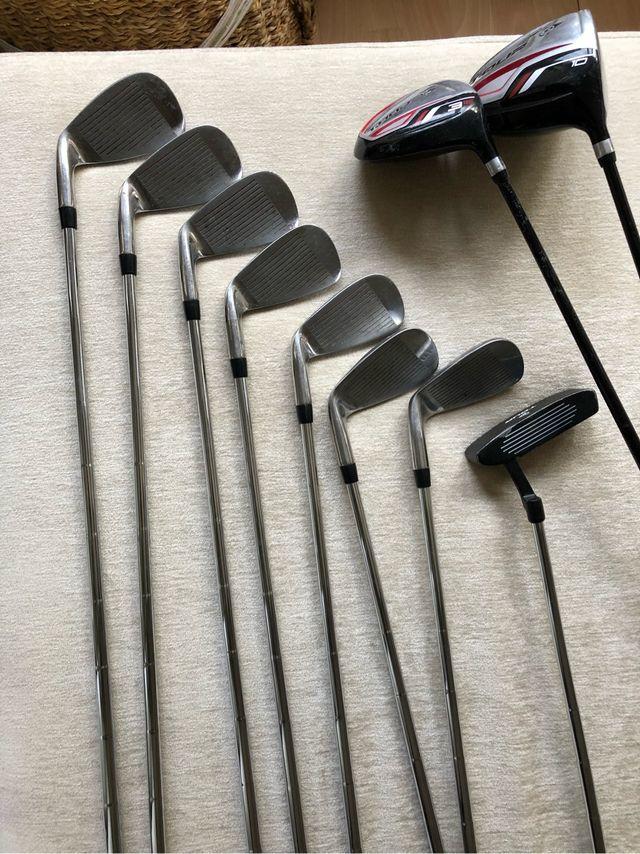 Juego de palos de golf Dunlop