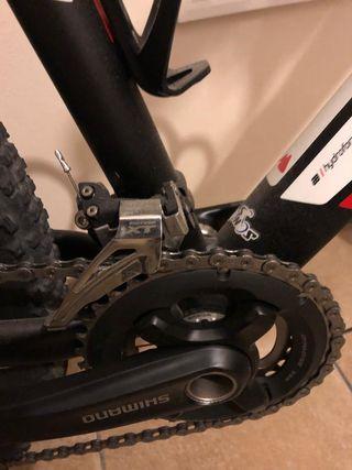 se vende bicicleta MMR de montaña 27.5