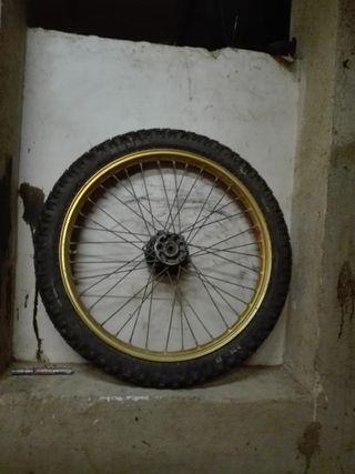 rueda de rieju rr o rieju drack del 1988-1994