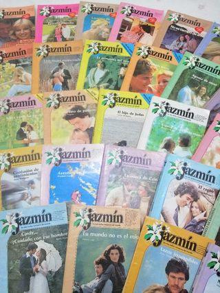 Jazmín - novelas