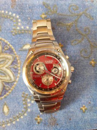 9463b5500cb5 Reloj Casio hombre de segunda mano en Madrid en WALLAPOP