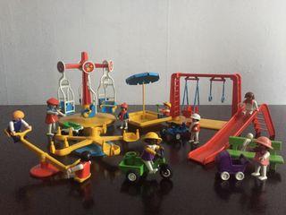 Parque infantil Playmobil