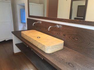 Pica de mármol para lavabo- espectacular