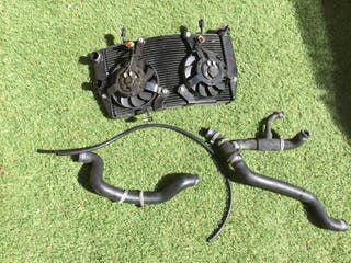Radiador de agua Ducati 1098s