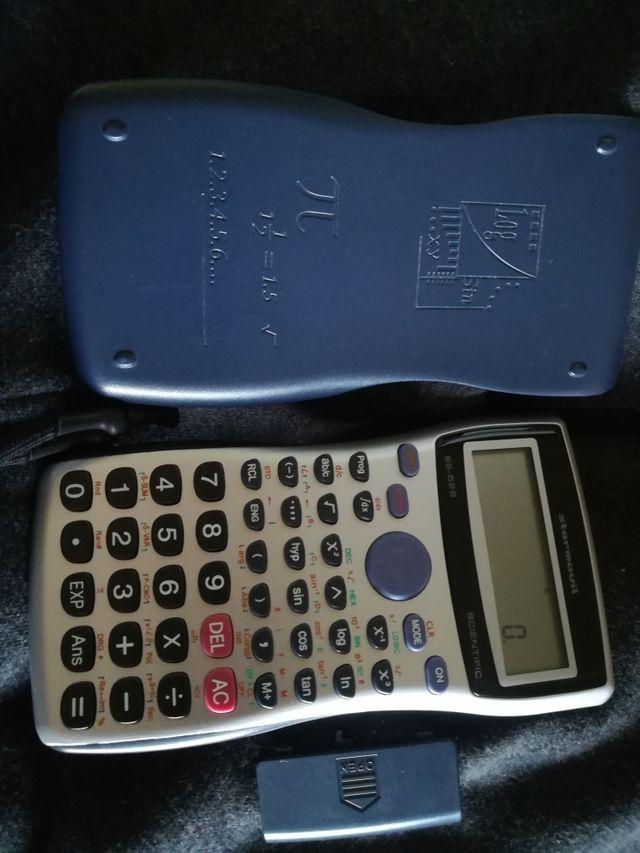 Calculadora Científica para estudiar