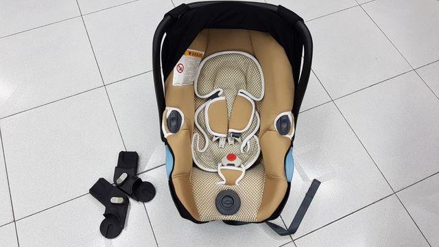 Grupo 0 maxicosi Baby Ace con adaptadores NUEVO