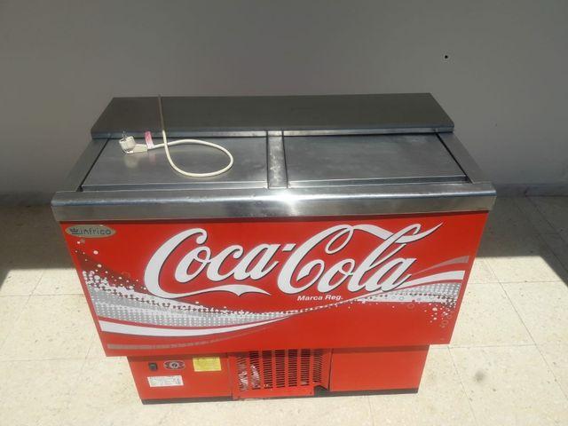 Botellero Coca cola