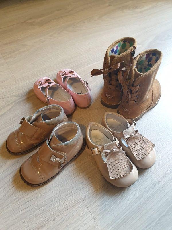 9b3a6ccf6a9 Zapatos niña, talla 22,5. de segunda mano por 130 € en Zaragoza en ...