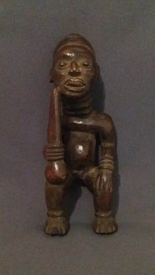 Figurita Africana Bangua
