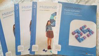 Libros Matemáticas 3° Primaria Santillana