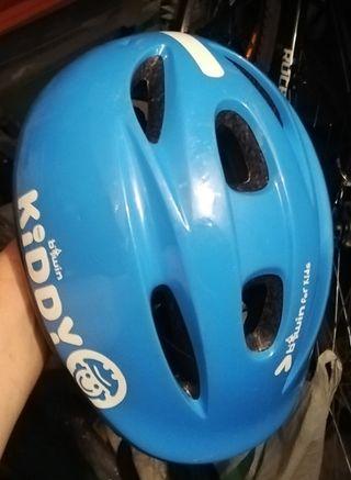 Casco bici junior.
