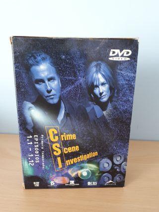 Coleccion CSI