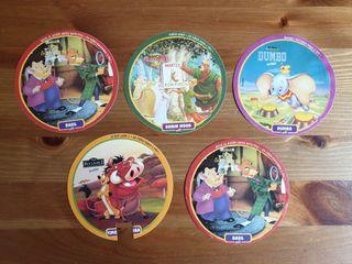 Cromos Disney quesitos El caserío