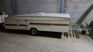 Caravana plegable CHEROKEE CARAVAN 3500