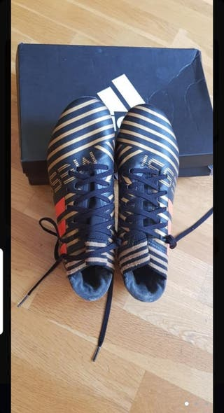 Botas futbol Adidas Nemeziz T38,5