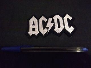 parche AC DC para ropa