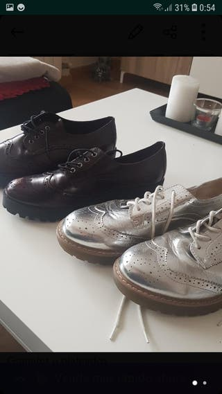 bb227cba899 Zapatos Oxford de segunda mano en Barcelona en WALLAPOP