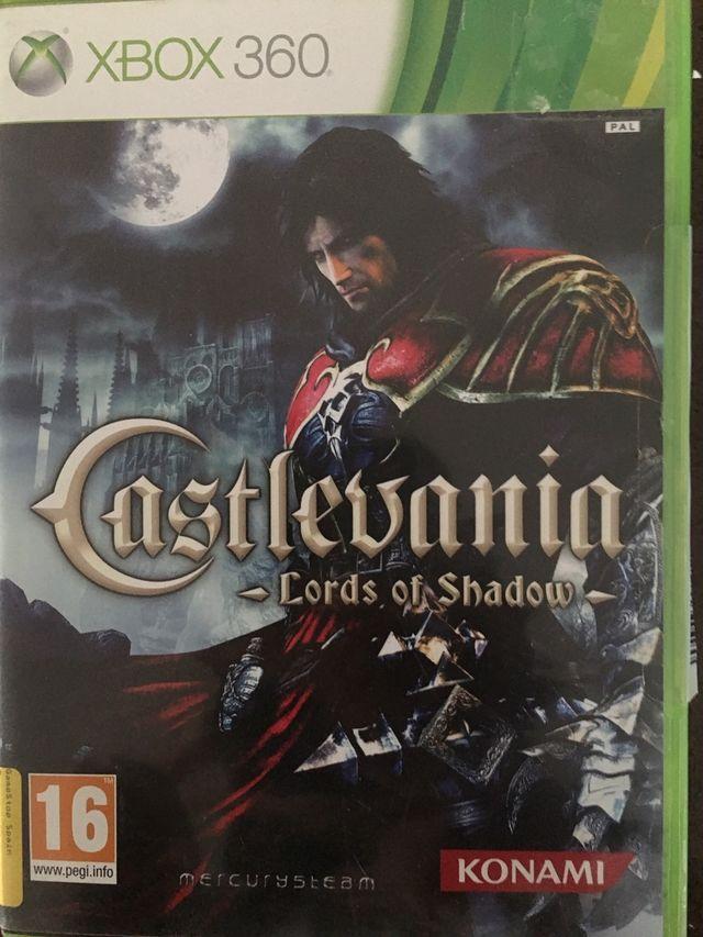 Castelvania Lords of shadow xbox360