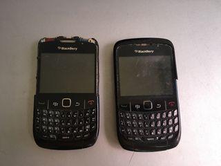 2 BlackBerry para piezas