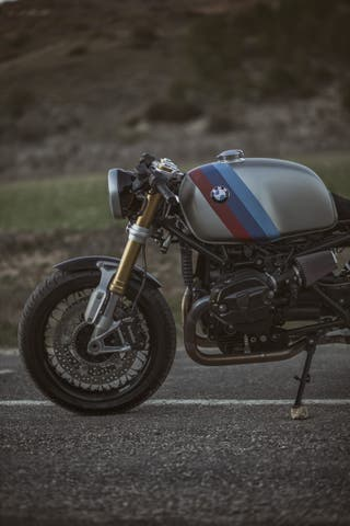 BMW R NineT customizada