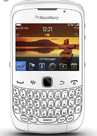 Blackberry Curve 9300 libre perfecto estado.