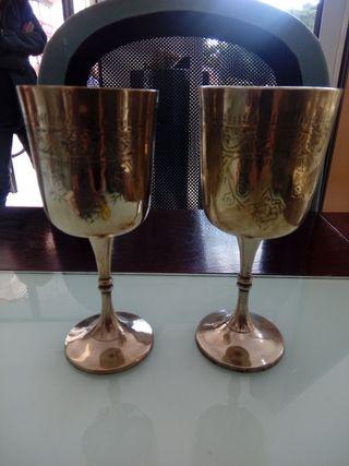copas de bronce