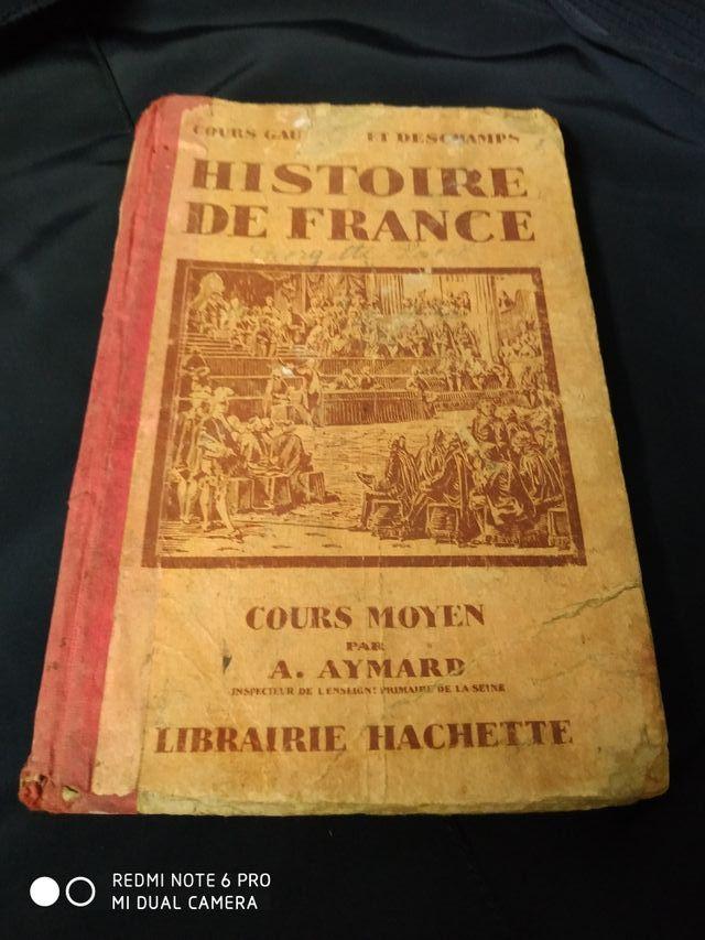 la historia de francia
