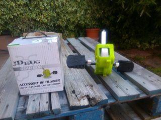 Bici evolutiva Jd Bug + kit de pedales