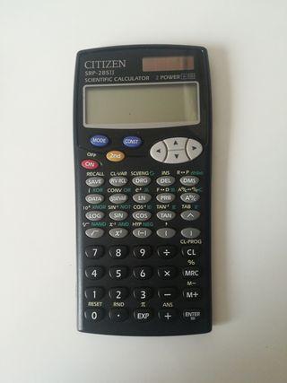 Calculadora científica Citizen SRP-285 II