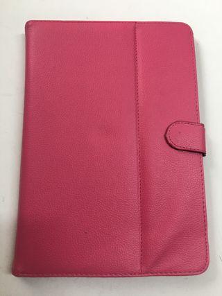 Funda Universal Tablet 10.1 Stand ajustable Rosa
