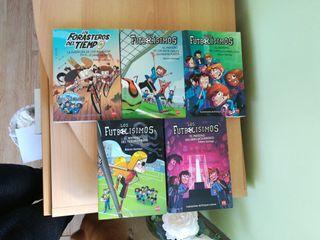 Literatura y libros juveniles